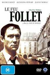 Le Feu Follet (The Fire Within) on DVD