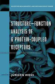 Structure-function Analysis of G Protein-coupled Receptors image