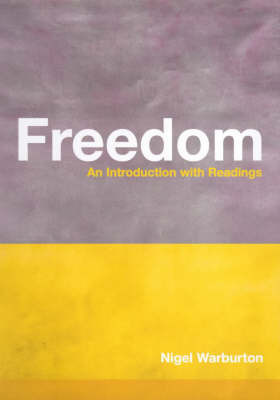 Freedom by Nigel Warburton