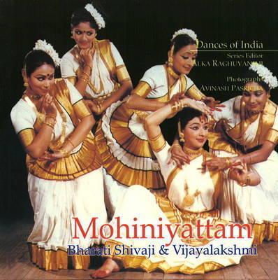 Mohiniyattam by Bharati Shivaji