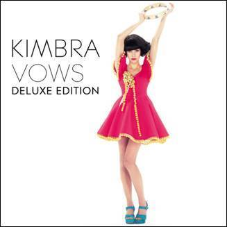Vows (2CD Deluxe Edition) by Kimbra