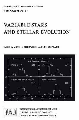 Variable Stars and Stellar Evolution by V. E. Sherwood image
