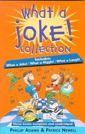 What a Joke Collection by Phillip Adams image