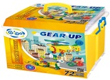 Gigo: Junior Engineer Gears (110pc) Set