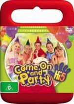 Hi-5 - Come On And Party on DVD