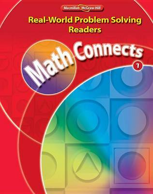 Math Connects, Grade 1, Real-World Problem Solving Readers Deluxe Package (Sheltered English) by McGraw-Hill Education image