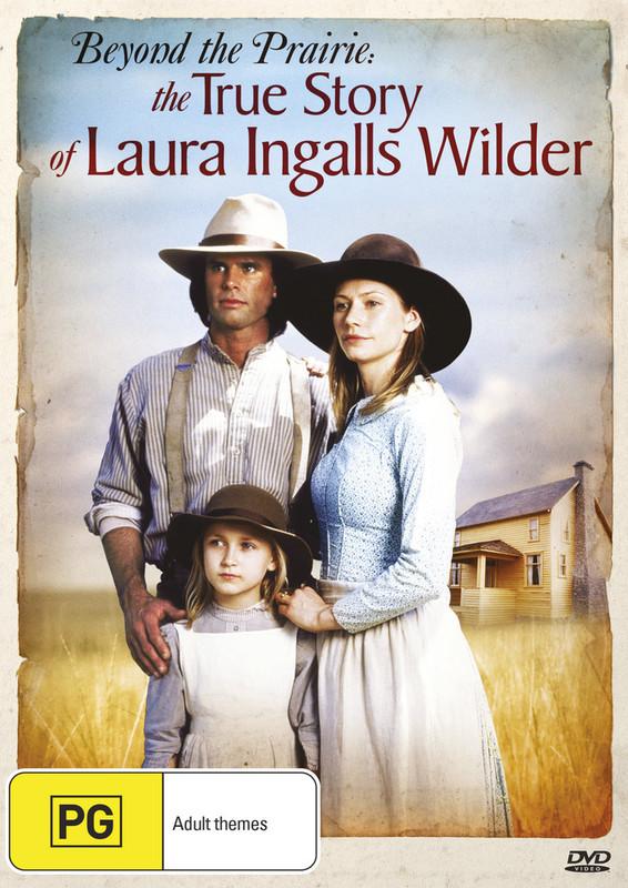 Beyond The Prairie: The True Story Of Laura Ingalls Wilder on DVD