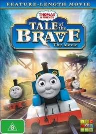 Thomas & Friends: Tale of the Brave on DVD