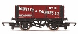 Hornby: 6 Plank Wagon 'Huntley and Palmers Ltd'