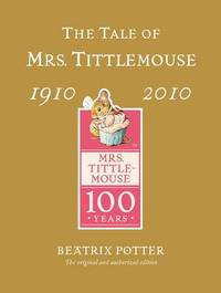 The Tale of Mrs Tittlemouse by Beatrix Potter image