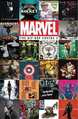 Marvel: The Hip-hop Covers Vol. 2 by Marvel Comics image