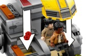 LEGO Star Wars - Resistance Transport Pod (75176) image