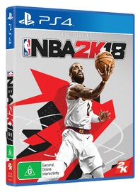NBA 2K18 for PS4 image