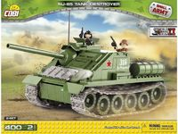 Cobi: Small Army - SU-85 Tank Destroyer