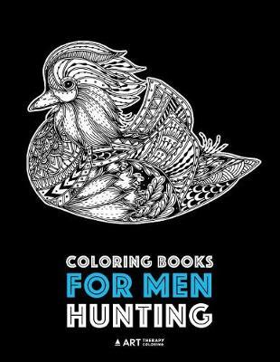 Coloring Books for Men by Art Therapy Coloring