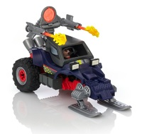 Playmobil: Action - Ice Pirate with Snowmobile (9058)