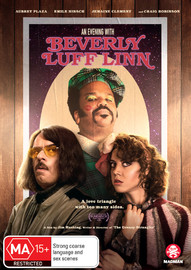 An Evening With Beverly Luff Linn on DVD image