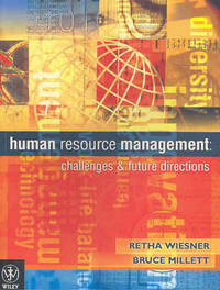Human Resource Management: Challenges and Future Directions by Retha Wiesner image