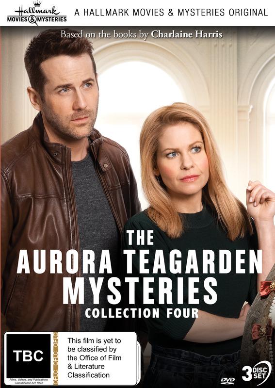 The Aurora Teagarden Mysteries: Collection 4 on DVD
