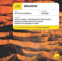 Teach Yourself Slovene by Andrea Albretti