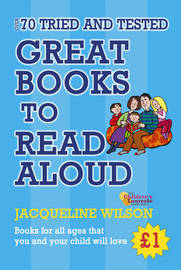 Great Books to Read Aloud by Jacqueline Wilson image