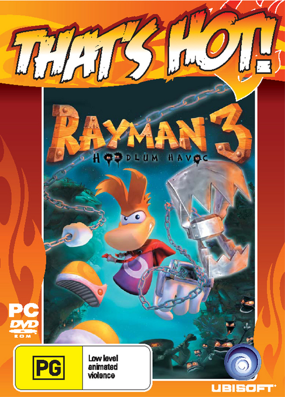 Rayman 3: Hoodlum Havoc for PC Games