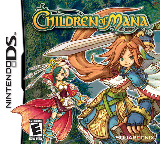 Children of Mana for Nintendo DS