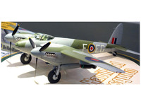Tamiya De Havilland Mosquito FB Mk VI 1/32 Model Kit image