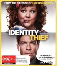 Identity Thief on Blu-ray