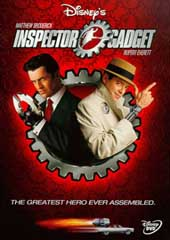 Inspector Gadget on DVD