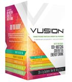 Vusion 100+ Matcha Green Tea Energy Drink - Assorted Flavours (30 Serves)