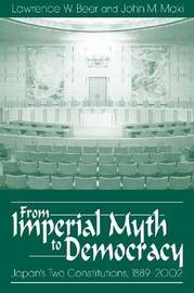 From Imperial Myth to Democracy by Lawrence Ward Beer image