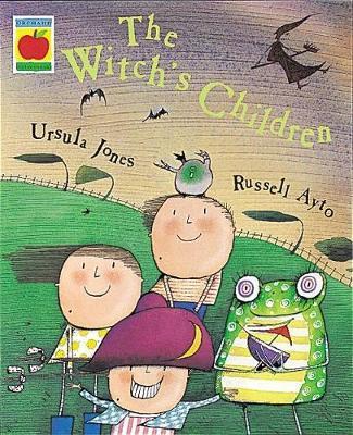 The Witch's Children: The Witch's Children by Ursula Jones image