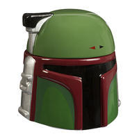 Star Wars Boba Fett Cookie Jar