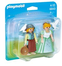 Playmobil: Princess and Handmaid Duo Pack