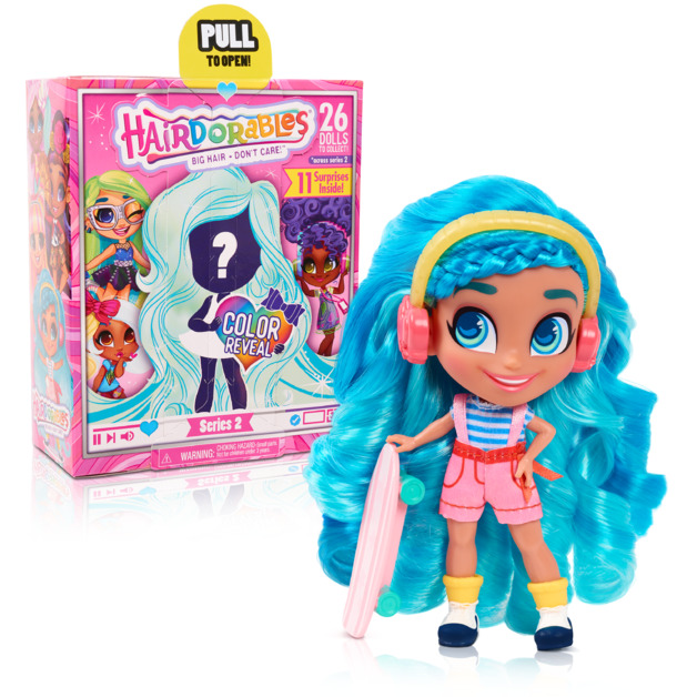Hairdorables: Collectable Surprise Doll - Series 2 (Blind Box)