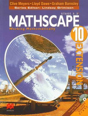 Mathscape 10: Extension by Clive Meyers image