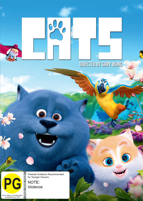 Cats (2018) on DVD