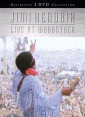 Jimi Hendrix - Live At Woodstock (2 Disc Set) on DVD