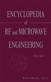 Encyclopedia of RF and Microwave Engineering image