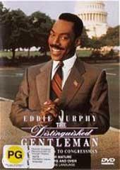 The Distinguished Gentleman on DVD
