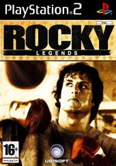 Rocky Legends for PlayStation 2