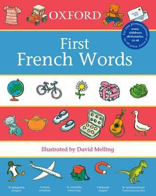 Oxford First French Words image