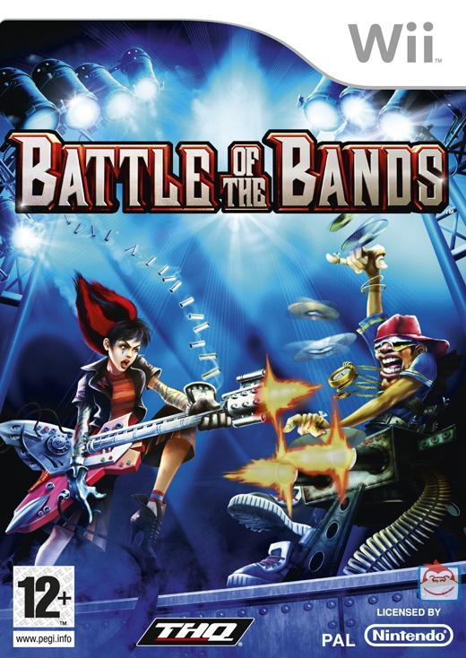 Battle Of The Bands for Wii