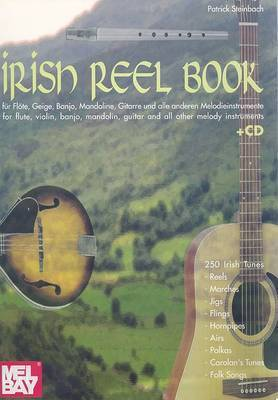 Irish Reel Book by Patrick Steinbach