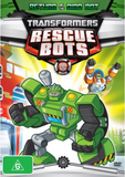 Transformers Rescue Bots: Return of the Dino Bot on DVD