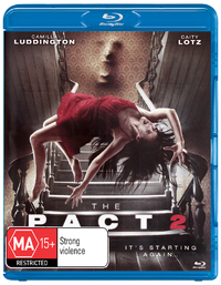 The Pact 2 on Blu-ray