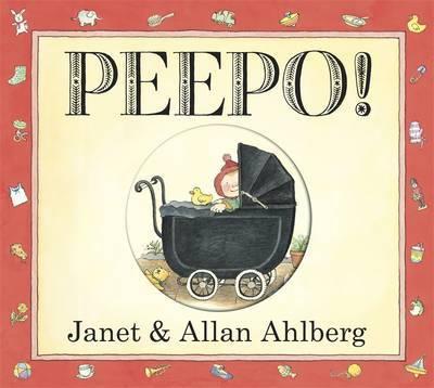 Peepo! by Allan Ahlberg image
