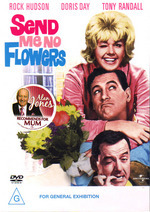 Send Me No Flowers on DVD