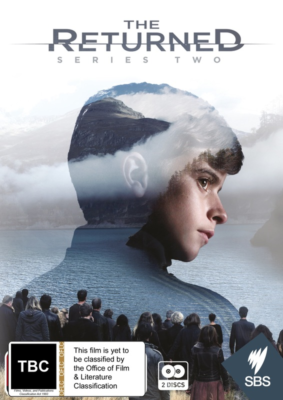 The Returned - Series 2 on DVD